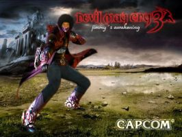 """devil may cry """"jimmy style"""" by axiacamous"""