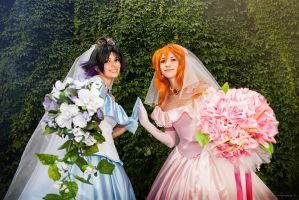 The Slayers Wedding by AmeriaJustice