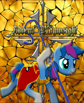 Advent Playwright's Pony Kombat New Blood ID by Author-Bat-Pegasus