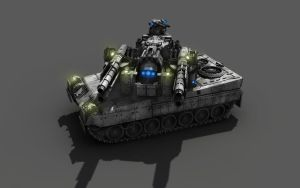 Heavy Armor Float - View 2 by eRe4s3r