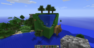 a more cube like world by omegaproductions