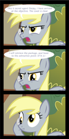 Secret Agent Derpy by iamcommando13