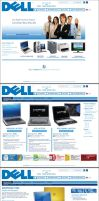 Corporate Redesign - Dell by RainbowWish
