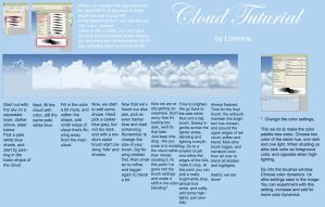 How to make CLOUDS in Psp by Losmios