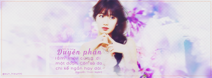 [030816][Quotes] Gift To Juli nie ~ by ayoongss