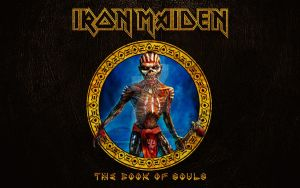 Iron Maiden - The Book of Souls XVII by croatian-crusader