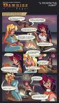 Rawhide Angel Page 5 by sketchiegambit