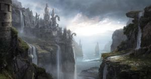 Dragonstone by JordiGart