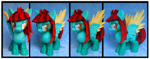 Slipstream Custom Plush by Nazegoreng