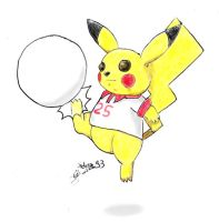 Pika foot by Sedna93