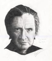 Johnny Cash by Nico-Mac