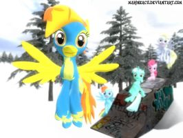 MLP: Spitfire 'Improved' by MarineACU