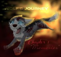 Wolf's Journey Comic// Chapter 1 by J-Wolvie