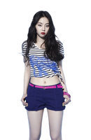 So Hee #4 PNG [RENDER] by KwonLee