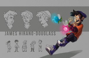 James Hirano-Douglass by Dakotaa