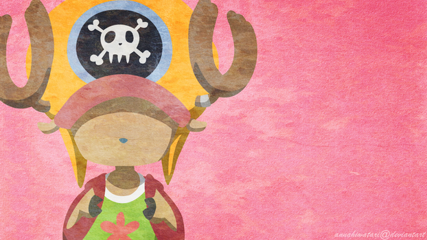 Chopper-SW minimalist wallpaper by AnnaHiwatari