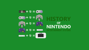 History of Nintendo (1UP) - GameCollection by JoshMessmer