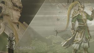 Ma Chao Wallpaper by mollymous
