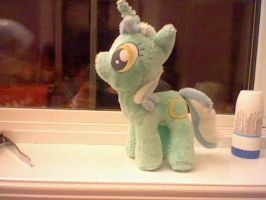 Lyra heartstring plush by Browntown747