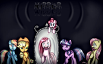 Mirror Mirror Cover by Blinkingpink