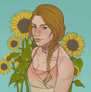 Sunflower by Laura-GT