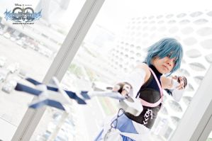 Cosplaymania 2012 Kingdom Hearts Birth by Sleep 04 by portpolyonamo1979