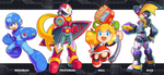 Classic Versions by ultimatemaverickx