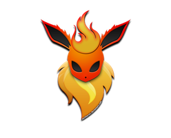 Flareon2 by darkheroic