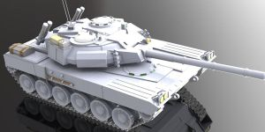 Hammer MBT by Quesocito