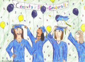 Graduation by descendingbackwards