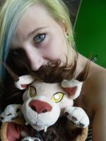 Me and my windrider cub by the1lost2angel