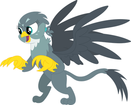 Watch out for my talons. They'll tear you apart! by Porygon2z