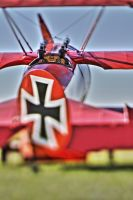 Red Baron - HDR - Edge 80 by sabot03196