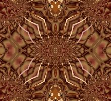 Brown is Brown Kaleidoscope by wildwanderingirl