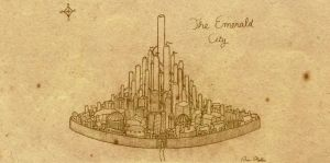 Emerald City by remmed