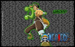 Usopp Straw Hat Pirate - OP by TomOstry