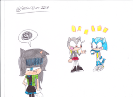 Girl Talk by sonic4ever760