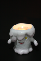 Litwick Tea Light Candle Holder (finished) by CrimzonLogic