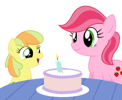Happy Birthday, Lemon Lime! by Cyberglass