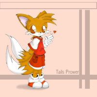 Tails Prower En Brown by gospel