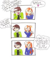 Ben 10: Hankie by Bubble-Gum-Gir