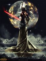 Star Wars: Sith fan art by Starr-King