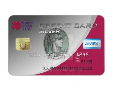 Credit card for RCB by 2BA-d