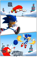 Sonic the f#cker by Gregarlink10