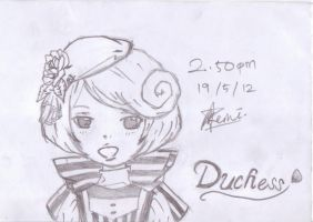 Duchess, the Alice replacement by elissamelissa96