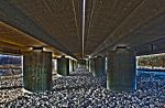 Under the Bridge HDR by PPSoulreaver