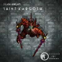 Death Knight Series - Saint Kargoth by Cisticola