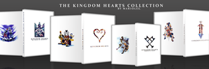The Kingdom Hearts Collection by TheMariolee