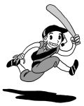 Old Timey Cartoon Scout by kytri