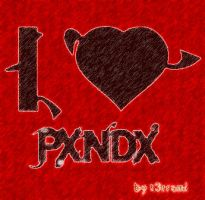 I love pXndX by Terrami